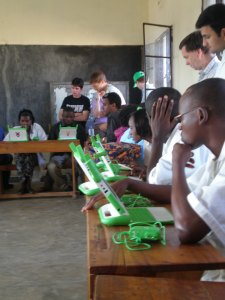 Teacher training at Kagugu School in Rwanda